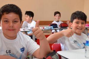 Erkan Koleji öğrencileri CaMLA sınavı ile İngilizce seviyelerini test etti.17068