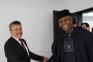 Seydişehir Belediyesi Nijerya Cross River heyetini ağırlayacak.10158