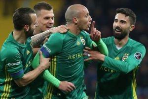 Fenerbahçe, Kayseri'ye gol yağdırdı: 0-5.20688