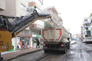 Karşıyaka'nın sokakları güzelleşiyor!.20446