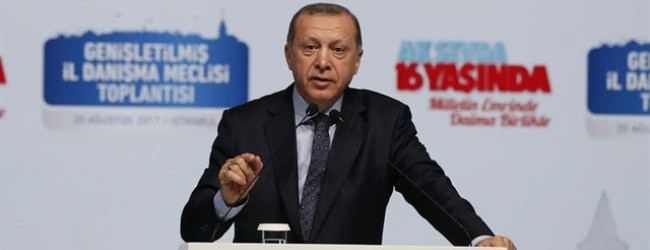 Erdoğan: Raconu kendim keserim