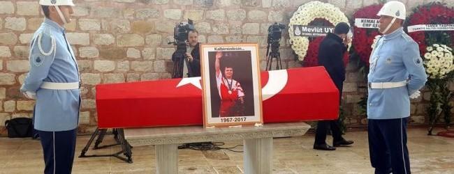 Efsane isim Süleymanoğlu'na veda