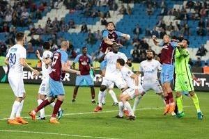 Trezeguet yıldızlaştı, Trabzonspor dağıldı!.29896