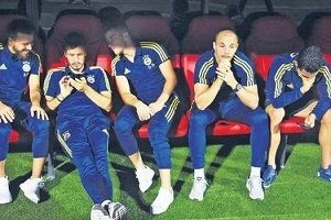 İşte dün akşamki Fenerbahçe'nin özeti!.29051
