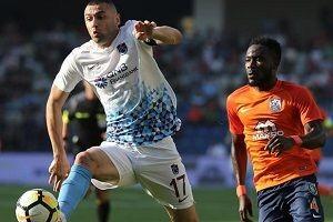 Başakşehir'de 4 gol, 2 penaltı, 1'er puan!.22968