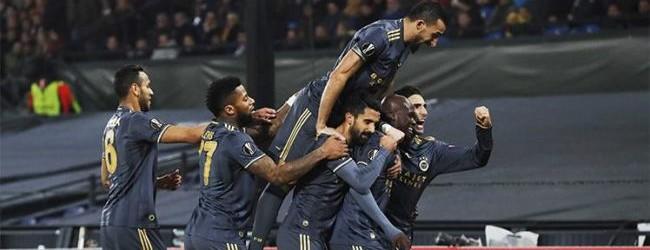 Fenerbahçe Hollanda'da turladı!