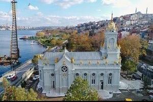 Demir Kilise ibadete açıldı.29271
