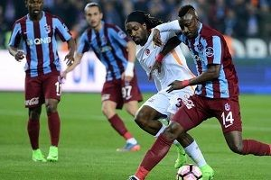 Galatasaray, Fırtına'ya dayanamadı: 2-0.25279
