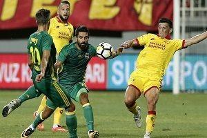 Fenerbahçe'den sezona tatsız başlangıç: 2-2