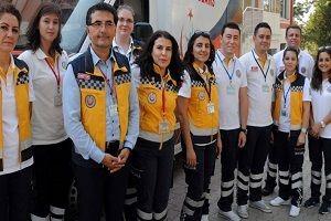 Türkiye'de ilk: Sınır ötesi sağlık ekibi.27609