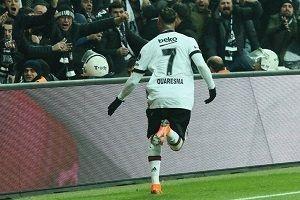 Nefes kesen derbide kazanan Beşiktaş!.25492
