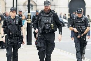 İngiltere'nin başkentinde terör seviyesi düştü.24722