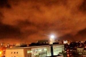ABD Suriye'yi vurdu!.14399