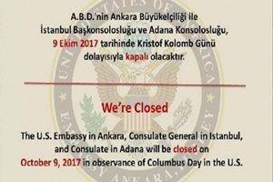 ABD Büyükelçiliği kapalı!.20467