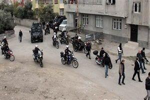 Adana'da 500 polisle operasyon!.23384