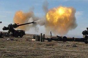 TSK, Afrin'de PYD'yi vuruyor.16829