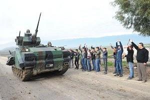 TSK, Afrin'de son sayıyı açıkladı!.23440