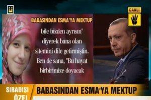 Ba�bakan Erdo�an a�lad� - Recep Tayyip Erdo�an �lke Tv - A�latan mektup.21531