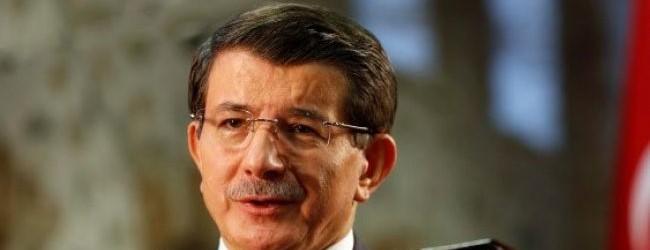 Ahmet Davuto�lu'ndan �nemli a��klamalar