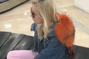 17 yaşındaki şarkıcı Aleyna Tilki'ye ceza geldi.13210