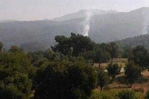 İsrail: İran bize Suriye'den 20 roket attı.15338
