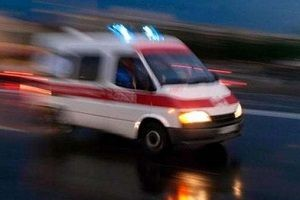 Cenaze yolunda kaza: 2 ölü, 4 yaralı.14198