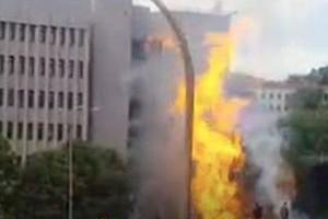 Ankara Adliyesi'nde patlama!.12920