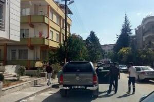 Antep'te baskına giden polislere saldırı!.22116