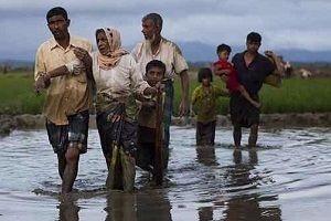 370 bin Arakanlı, Bangladeş topraklarında!.22830