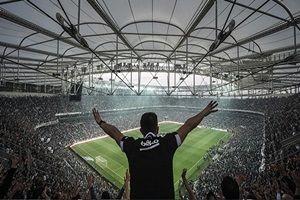 Beşiktaş'ın tezahuratı dünyada 7. oldu