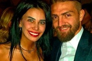 Caner Erkin'in evliliğine Asena'dan tepki.19955