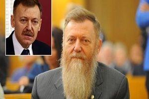 CHP'li vekil 448 gündür sakalını kesmiyor.16407