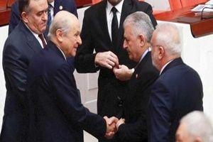 Başbakan'dan MHP lideri Bahçeli'ye teşekkür.17693