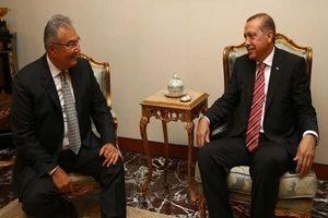 Cumhurbaşkanı Erdoğan, Deniz Baykal'ı aradı.17821