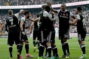 Beşiktaş şampiyonluk yolunda emin adım!.28749