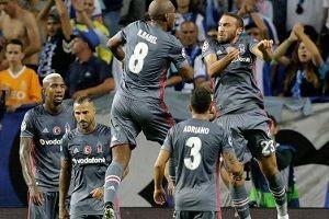 Kara Kartal'dan Portekiz'de zafer!.29399