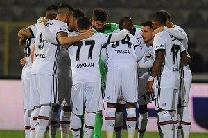Beşiktaş, hazırlık maşında Den Haag ile karşılaştı.24914