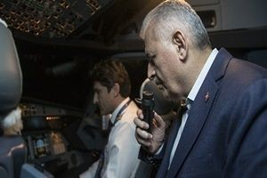Başbakan telsizden kutladı!.16373