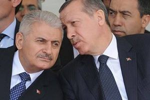 Başbakan Rusya'ya, Erdoğan ABD'ye.17266