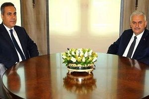 Başbakan, MİT Müsteşarı ile buluştu.18306