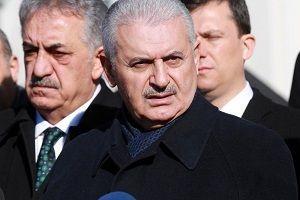 Başbakan, İyad Allavi ile görüştü.17456