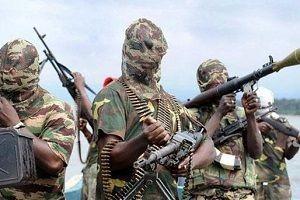 Terör örgütü Boko Haram'ın kalesine operasyon.26461