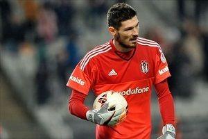 Beşiktaşlı kaleci Boyko yurt dışına gitti!