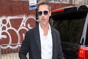 Brad Pitt depresyona girdi! Hızla kilo verdi.21119