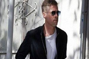 Ünlü aktör Brad Pitt'e büyük tepki!.20531