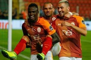 Galatasaraylı Bruma sözleşmeyi imzalıyor!