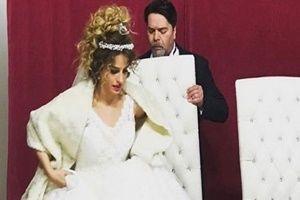 Beyazıt Öztürk, Büşra Pekin'le evlendi.14043