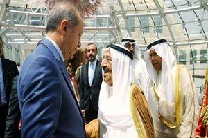 Kuveyt Başbakanı Türkiye'ye geliyor.25863
