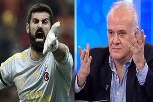 Ahmet Çakar'dan Volkan'a: Maskara oldun