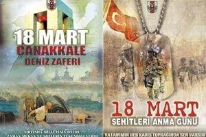 Atatürk'süz afişlere sert tepki!.25278